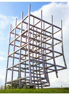 ساخت سازههای فلزی