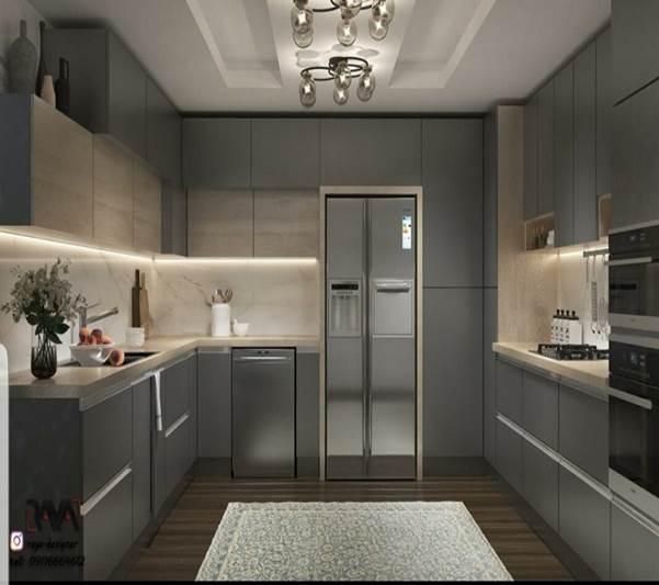 طراحی دکوراسیون آشپز خانه