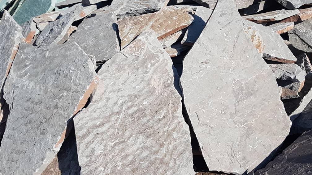 سنگ طوسی دماوند هر تن 1 میلیون 250 هزار تومان