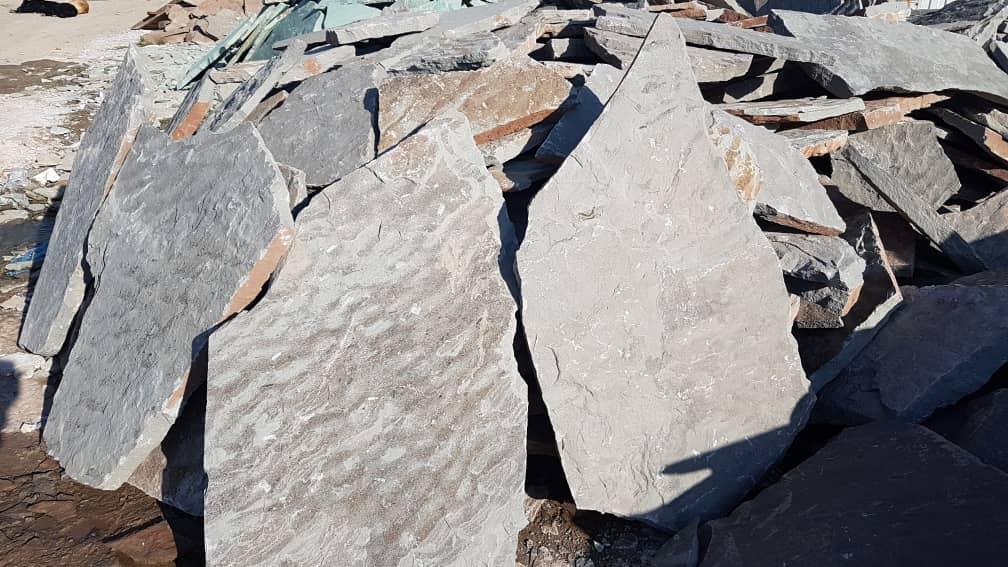 سنگ طوسی دماوند هر متر مربع 85 هزار تومان