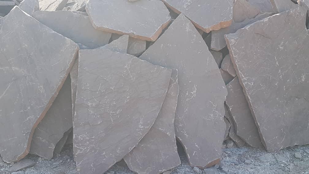 سنگ قواره ای مشهد مناسب درپوش و پله هر متر مربع 150 هزار تومان